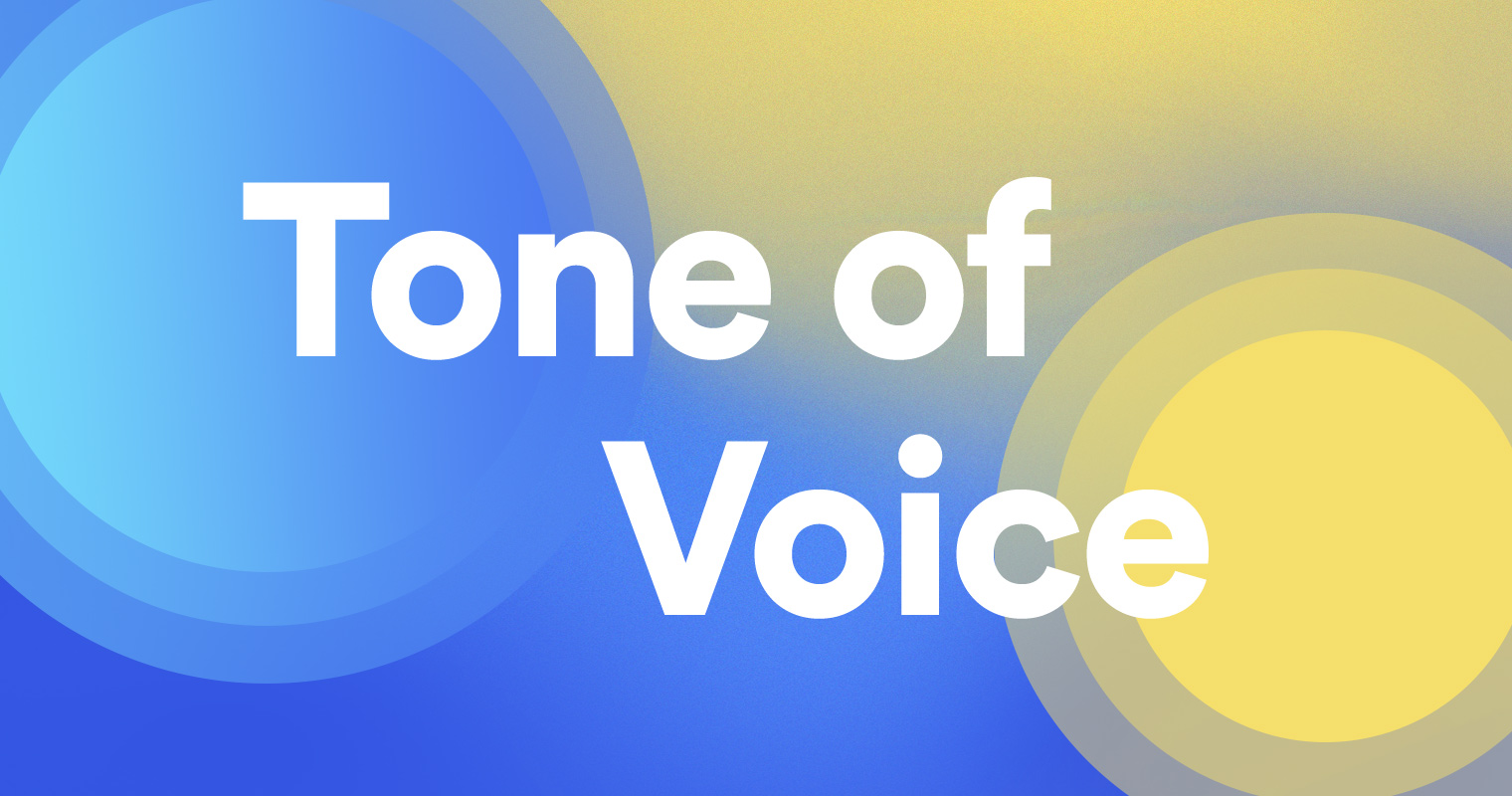 Tone Of Voice What It Is And How To Develop Yours