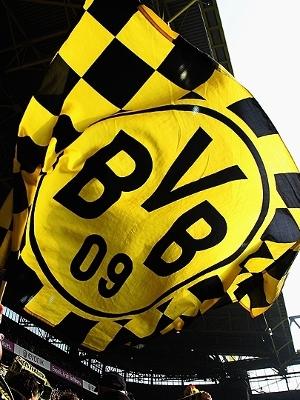 Torcida do Dortmund tem a maior média da Europa