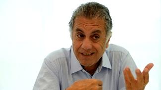 Carlos Miguel Aidar, candidato à presidência do São Paulo, diz que salários milionários vão acabar