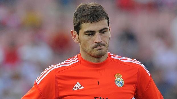 Casillas ficará no banco novamente contra o Valencia
