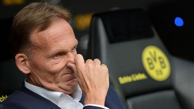 Hans-Joachim Watzke, diretor esportivo do Borussia Dortmund