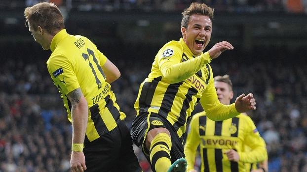 Reus e Götze vivem grande fase e são dois dos principais destaques do Dortmund