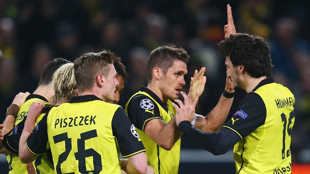 Champions League Borussia 19/03/14