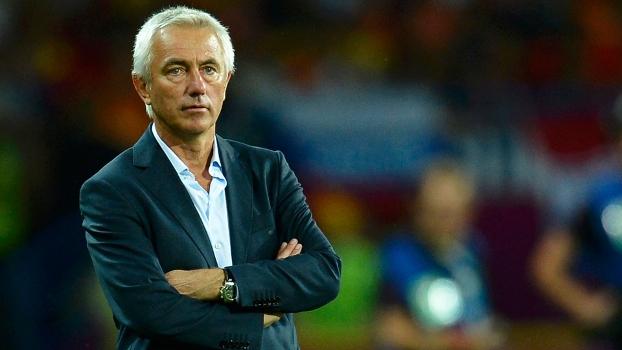 Van Marwijk está próximo de assumir o comando do Hamburgo