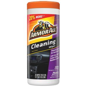 Armor All Cleaning wipes 10863 Read Reviews on Armor All