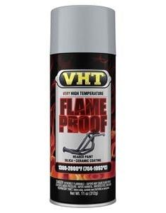 Vht paints oz flat gray primer flameproof extreme high temperature coating also black rh autozone