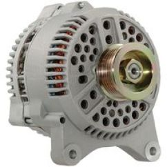 1998 Ford F150 Alternator Wiring Diagram Grundfos Water Pump F 150 Alternators Best For Duralast Gold