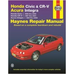 2000 Honda Civic Vacuum Diagram Dvc Sub Wiring Best Repair Manual Vehicle Maintenance Parts For Cars Trucks Suvs Haynes