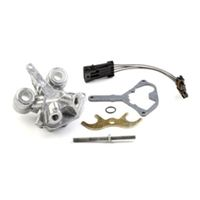 Holley Throttle body injector pod upgrade kit for old
