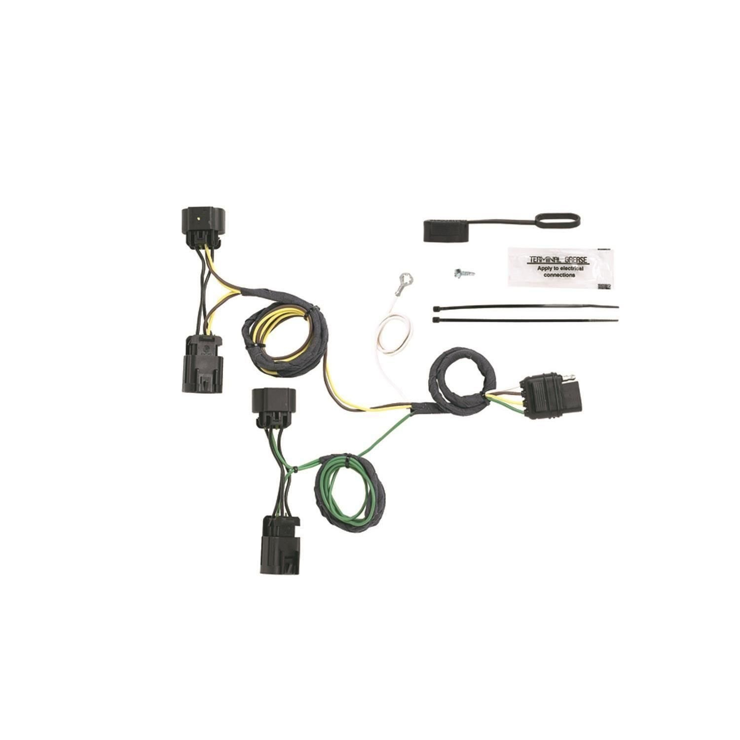 Hopkins Trailer Wire Harness and Connector 11141285