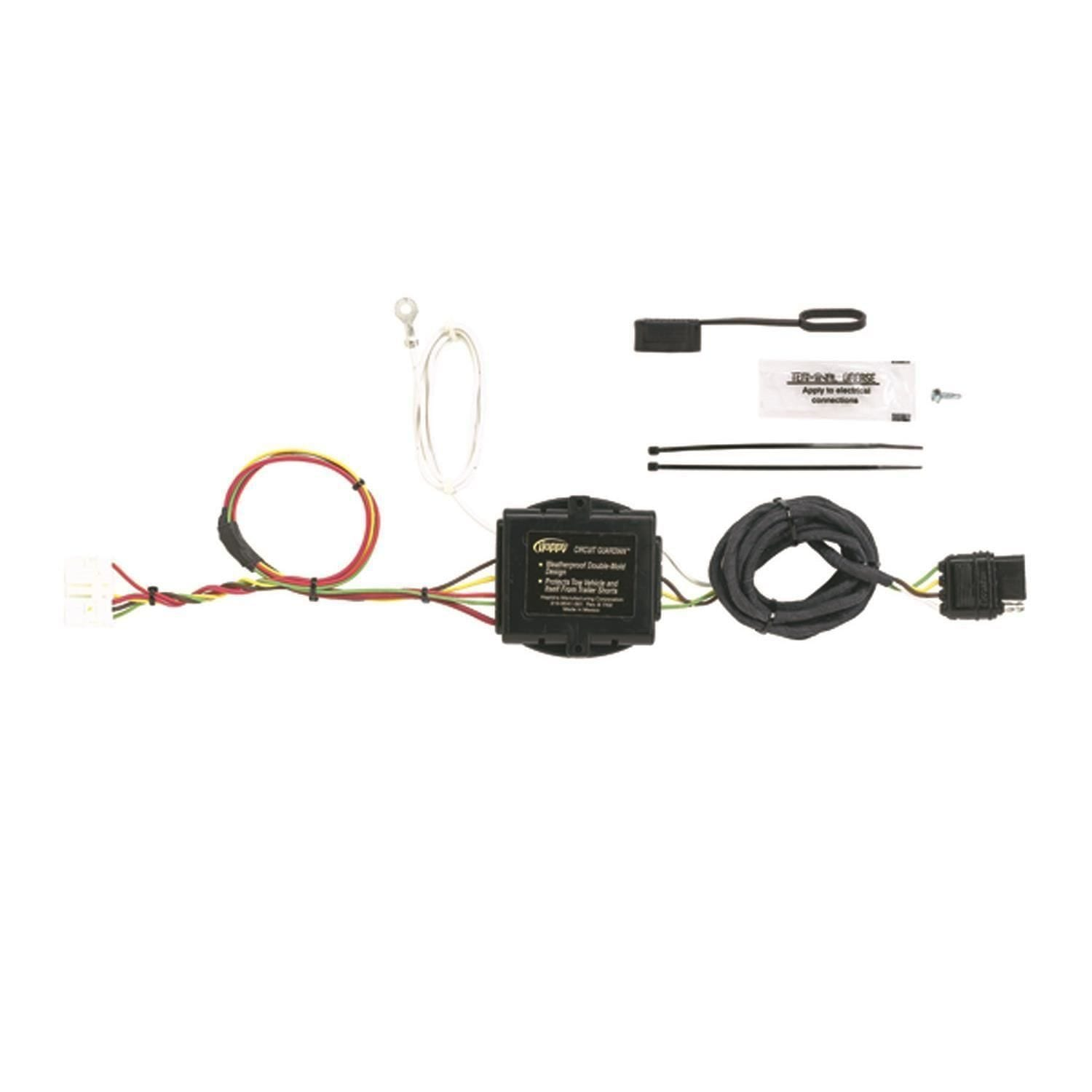 Hopkins Trailer Wire Harness and Connector 11143275