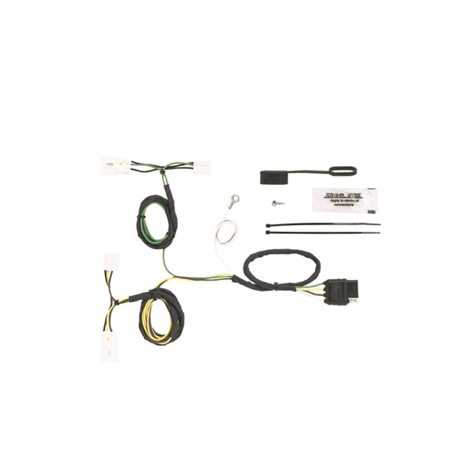 Hopkins Trailer Wire Harness and Connector 11143935