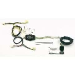 2000 Toyota 4runner Trailer Wiring Diagram 2007 Gmc Sierra Wire Harness And Connector Hopkins Part Number 43415