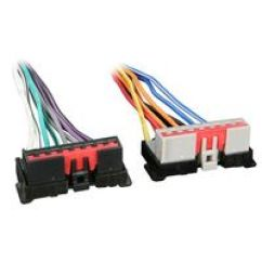 2002 Ford Ranger Stereo Wiring Diagram Boat Trailer Harness Best Parts Metra Part Number 71 1770