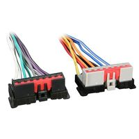 2002 ford ranger stereo wiring diagram daisy powerline parts harness best metra part number 71 1770