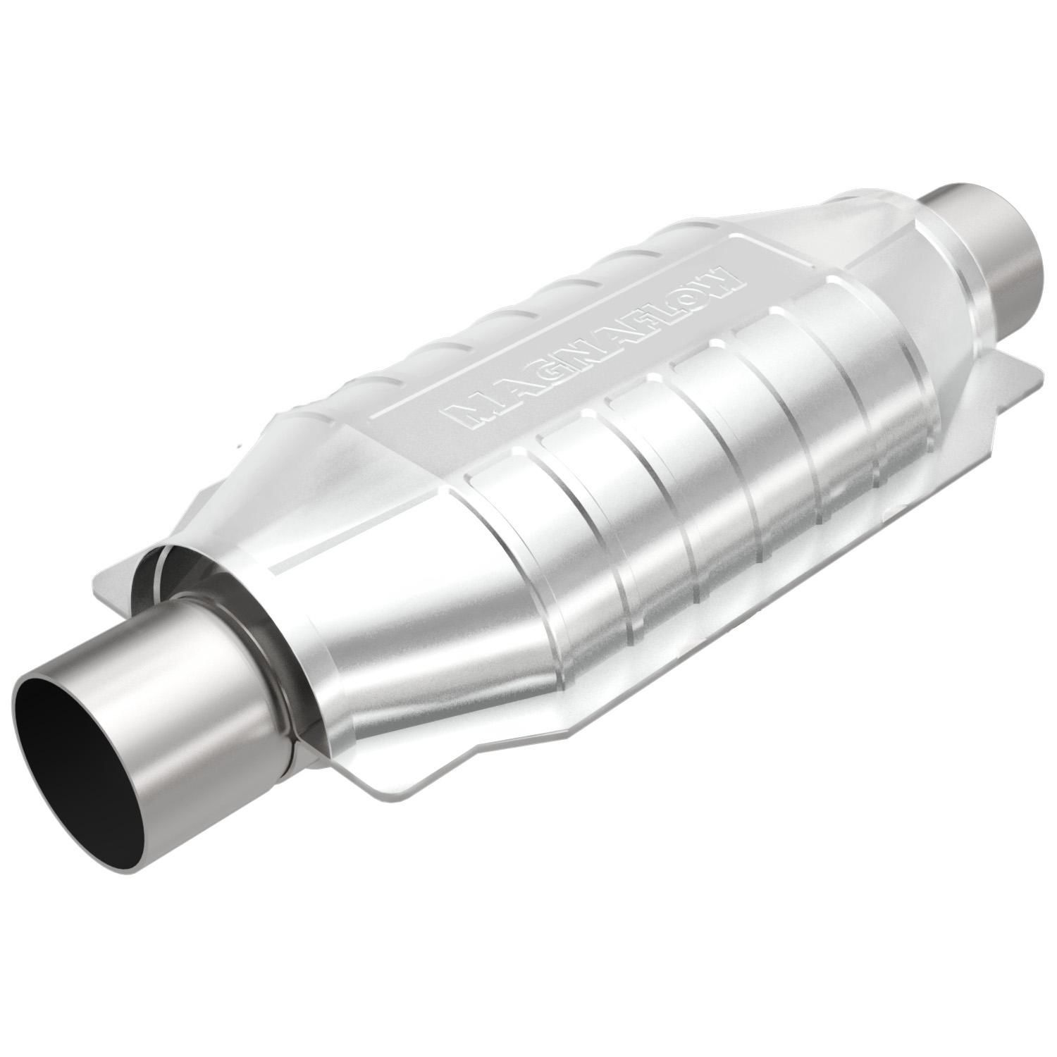 magnaflow universal carb catalytic converter 80708mgf