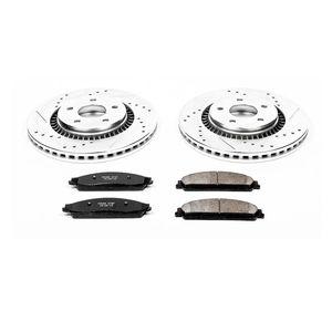 Power Stop Performance Brake Pads / Rotors Kit K4599