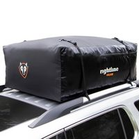 rooftop cargo bag and car top carrier