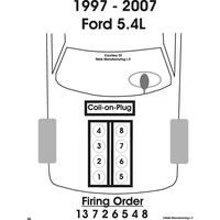 1999 Ford Truck F150 1/2 ton P/U 2WD 5.4L MFI SC SOHC 8cyl