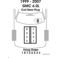 2002 GMC Truck Yukon XL Denali 4WD 6.0L SFI 8cyl