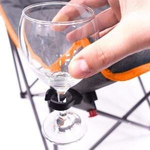 orange bucket chair swivel nursery creative outdoor distributor gray and moon wine folding