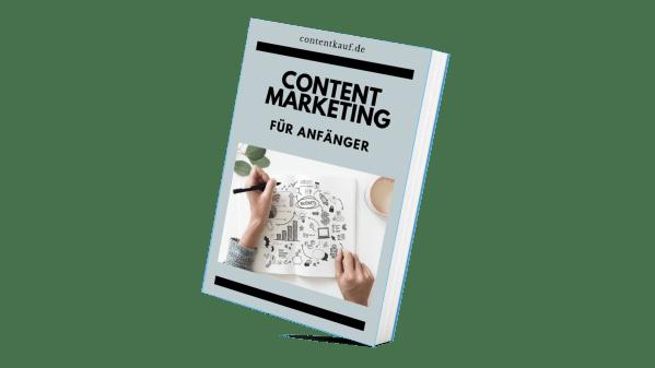 Content Marketing eBook Cover