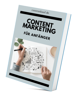 Content Marketing eBook Cover