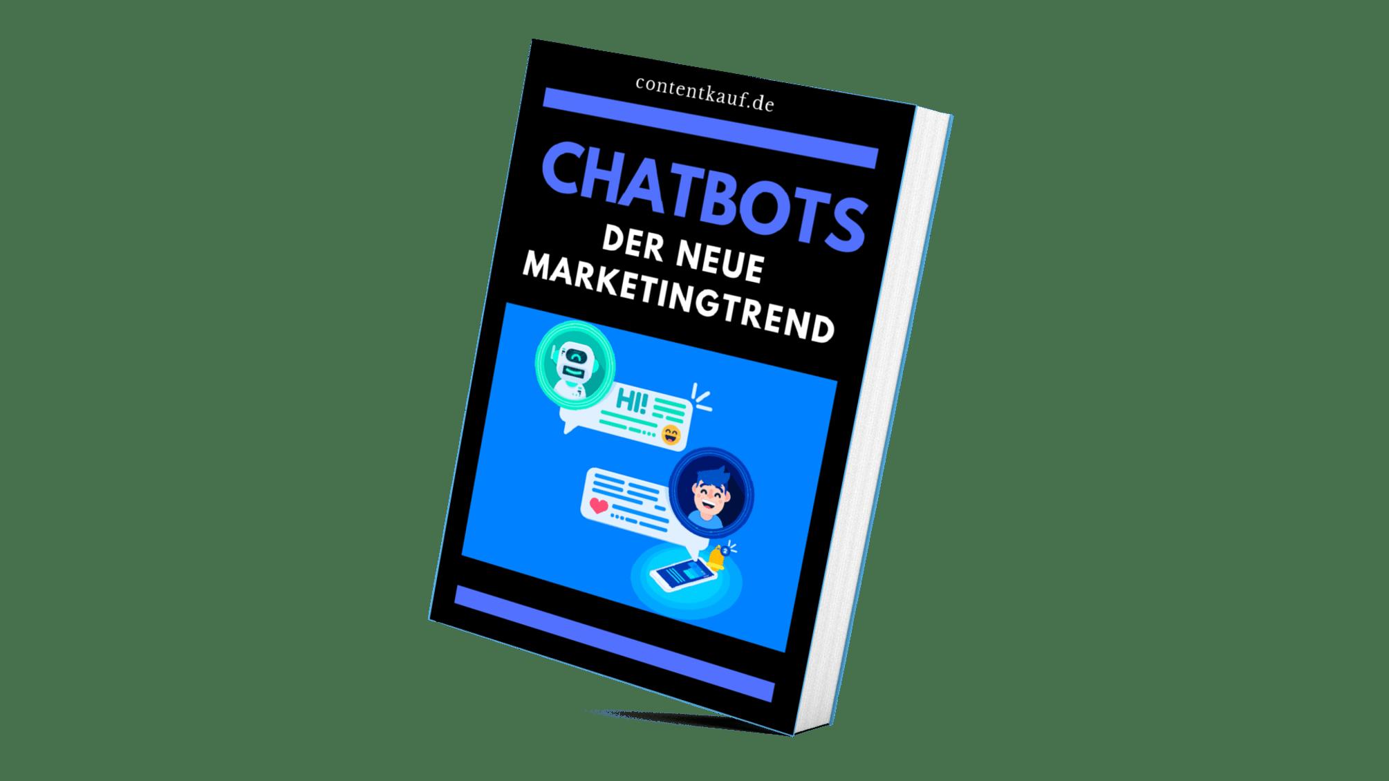 Chatbots – der Marketingtrend