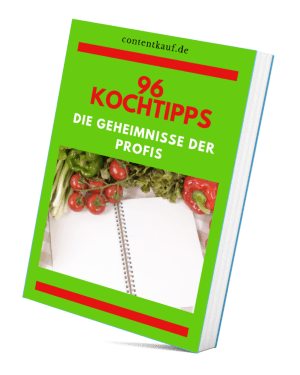 Kochtipps eBook Cover
