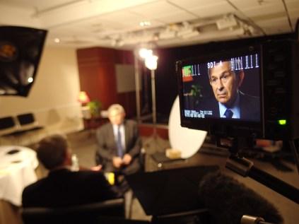 Former Deputy Secretary of Defense Paul Wolfowitz