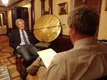 Geoff O'Gara interviews journalist Mike Isikoff