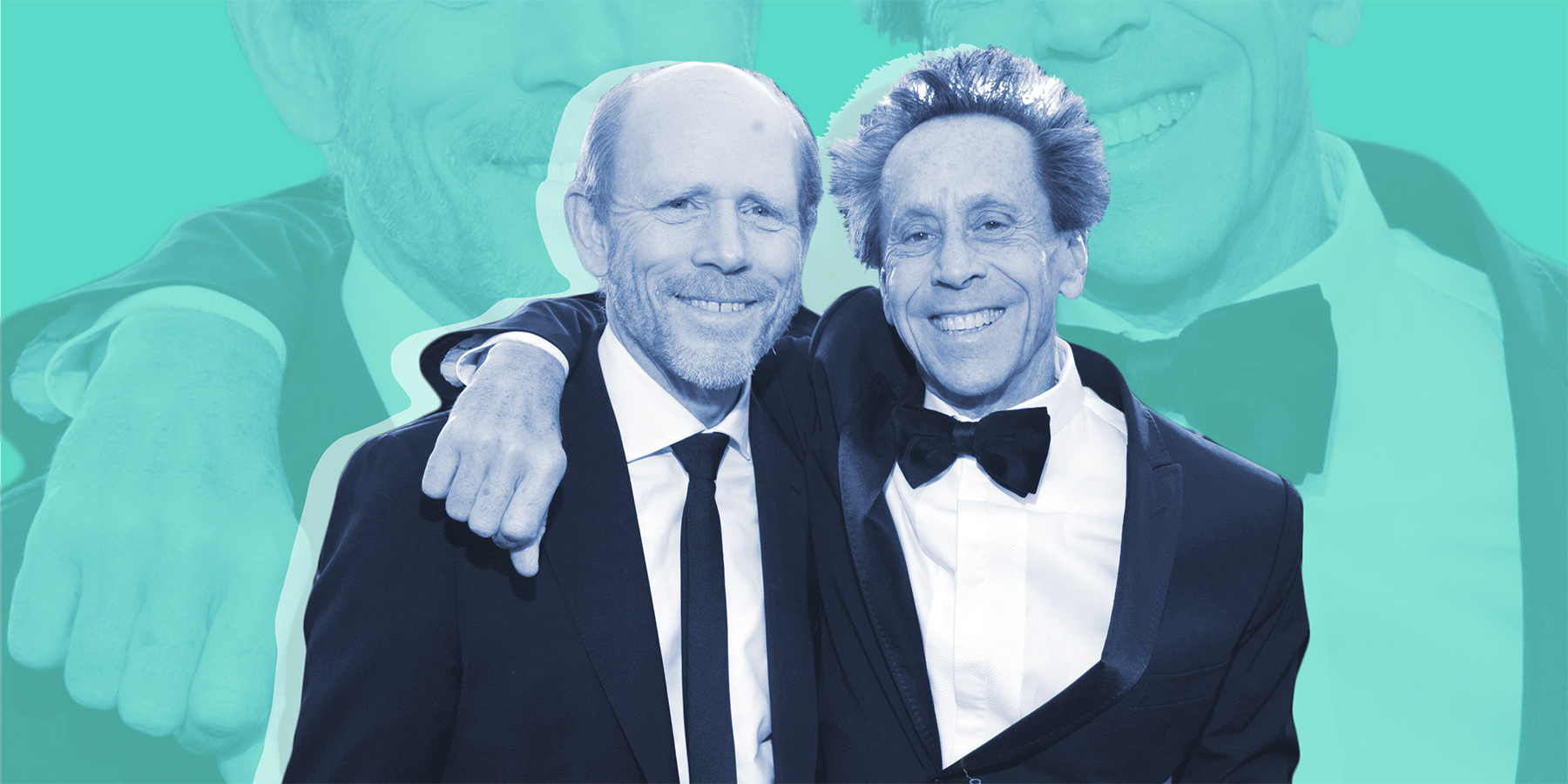 Brian Grazer And Ron Howard Are Making A Tv Series For Ge