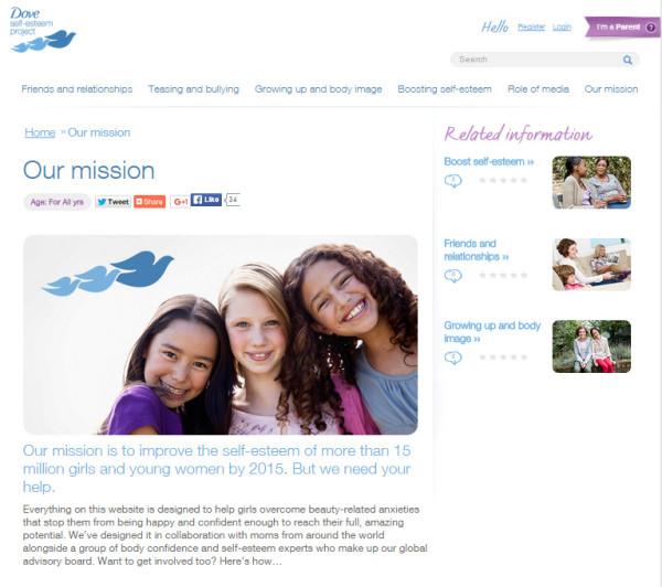 dove-girls-self-esteem-project