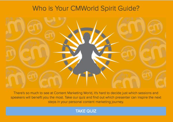 CMI spirit guide quiz