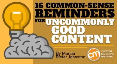 16-Common-sense-reminders-cover