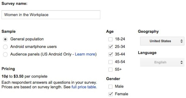 Google-consumer-survey