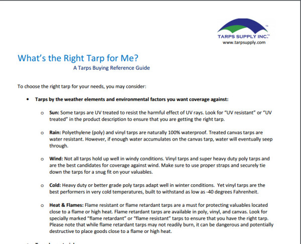 tarps-pdf-example