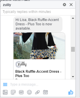 zulily-facebook-chat-message-example