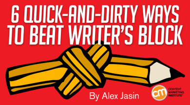 ways-beat-writers-block