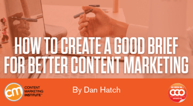 How to Create a Good Brief for Better Content Marketing 1