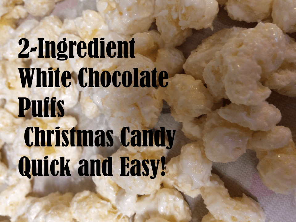 quick and easy christmas candy treat - Easy Christmas Candy