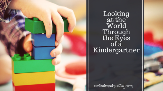 Kindergarten world, fresh perspective, inspiration, parenting, Mom Life