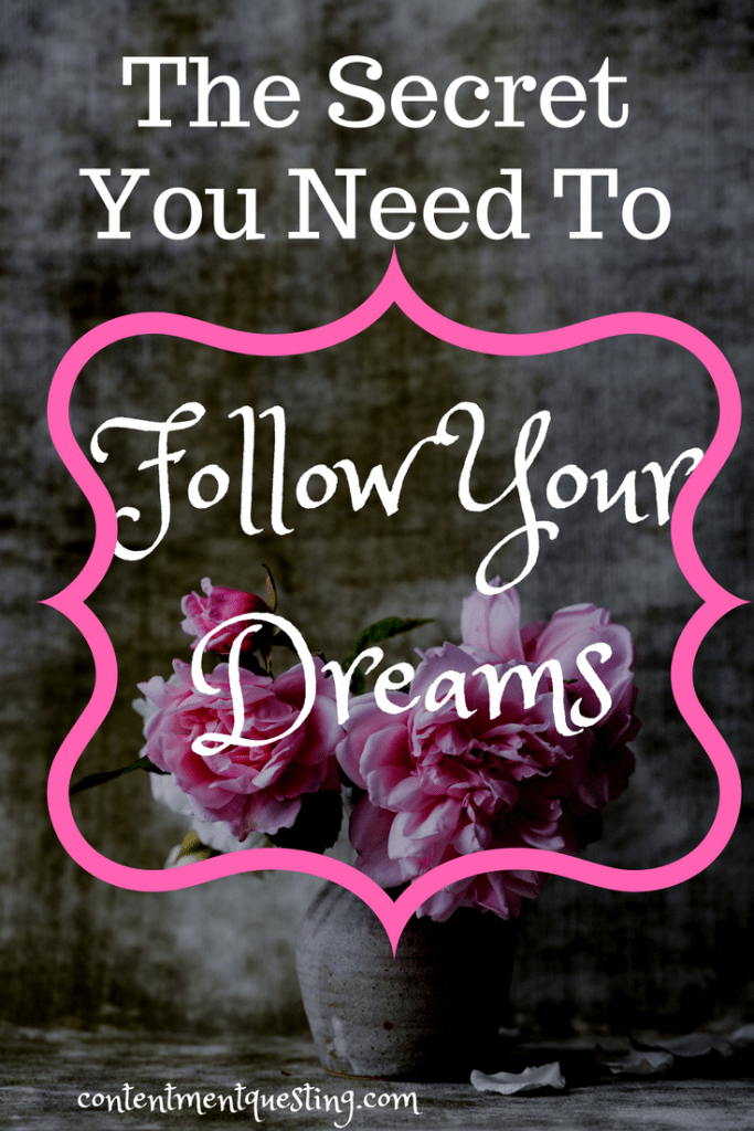 follow your dreams, pursue your dreams, how to, inspiration