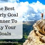 The Best Yearly Goal Planner to Slay Your Goals