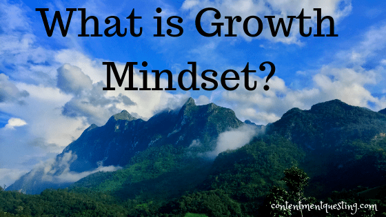 growth mindset, what is growth mindset, growth mindset example, never too old to learn, brain science, encouragment, keep trying, contentment questing