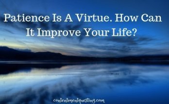 Patience is a Virtue Blog Banner