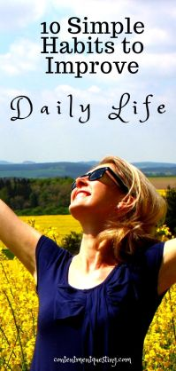 10 Simple Habits to Improve Daily Life Pin 2