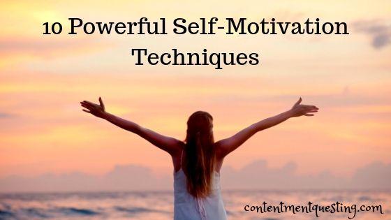 self motivation techniques blog banner 2