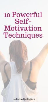 self motivation techniques pin 4