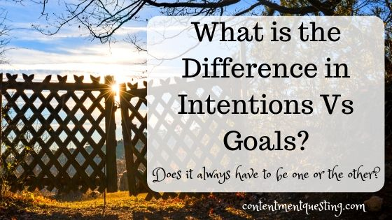 intentions vs goals blog banner